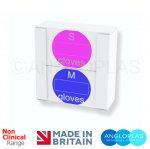 GD2-NC Double Glove Box Dispenser - NON Antimicrobial