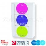 GD3-NC Triple Glove Box Dispenser - NON Antimicrobial