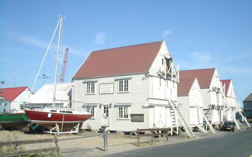 Restored Historic Sail Lofts