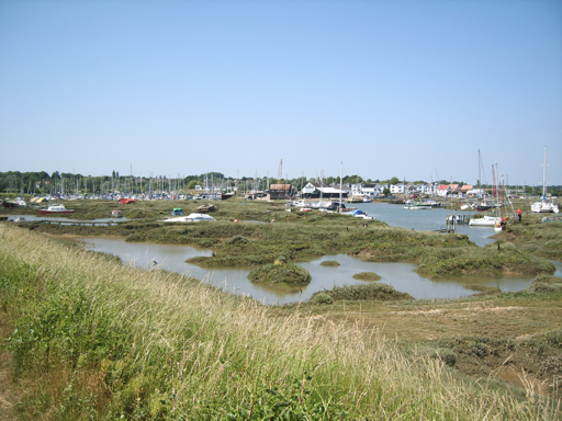 Tollesbury Waterfront