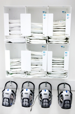 Angloplas Surgical Gown Dispensers