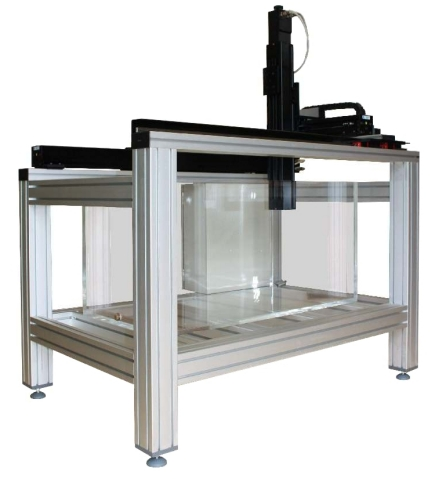 Acrylic Test Tank