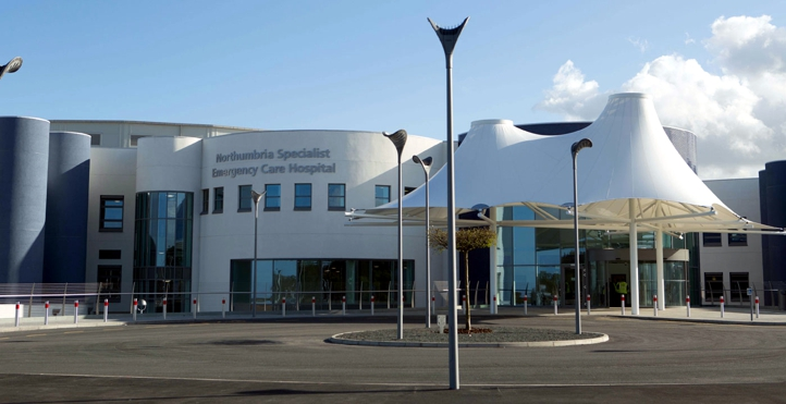 Cramlington Hospital - click for more information