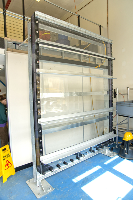 Sediment Test Tank for Southampton University